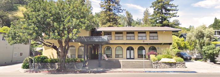 Chiropractic San Anselmo CA Office Building